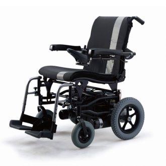 Silla de ruedas eléctrica desmontable Ergo Traveller de Karma Mobility