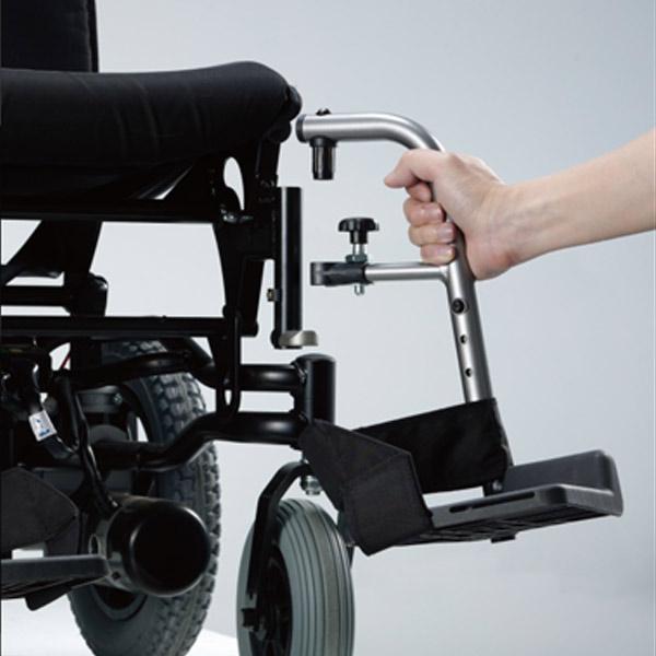 Silla de ruedas eléctrica desmontable Ergo Traveller de Karma Mobility-4