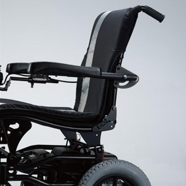 Silla de ruedas eléctrica desmontable Ergo Traveller de Karma Mobility-6