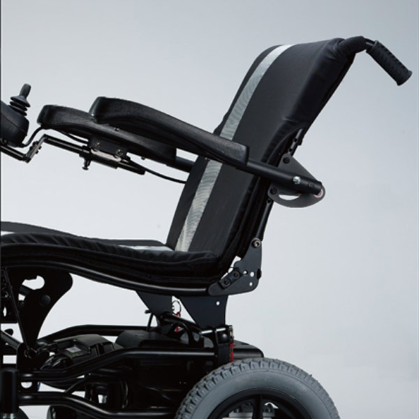 Silla de ruedas eléctrica desmontable Ergo Traveller de Karma Mobility-7