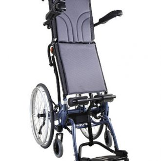 silla de ruedas de bipedestación karma modelo sme
