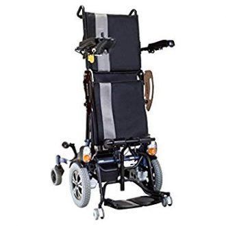 Silla de ruedas eléctrica de bipedestación de Karma modelo Ergo Stand