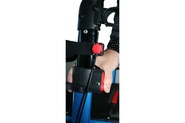 Boton de ajuste del andador rollator Brookyn