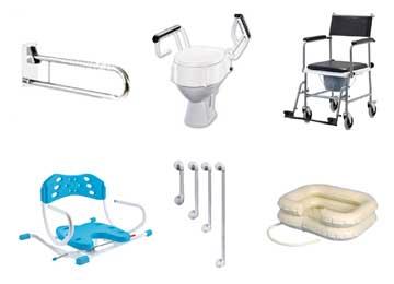 Categoría de baño y aseo personal