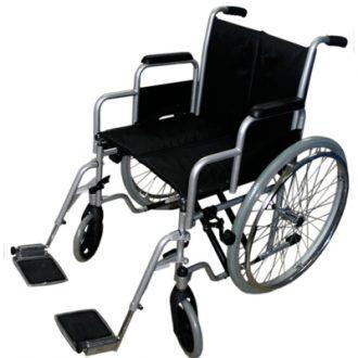 Silla de ruedas bariátrica plegable autopropulsable Easy Way modelo X5