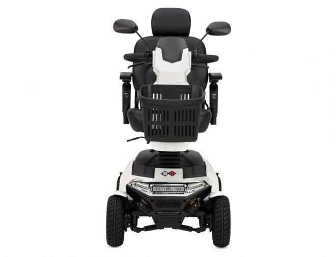 Scooter eléctrico B+B Centuro S2 vista frontal