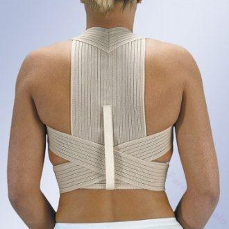 Corrector de espalda transpirable Orliman